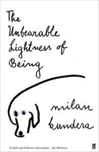 The Unbearable Lightness of Being opening sentence