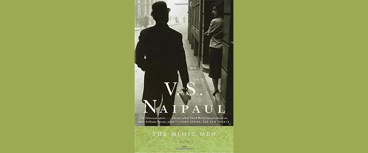 Top 10 Quotes From The Mimic Men by V.S. Naipaul