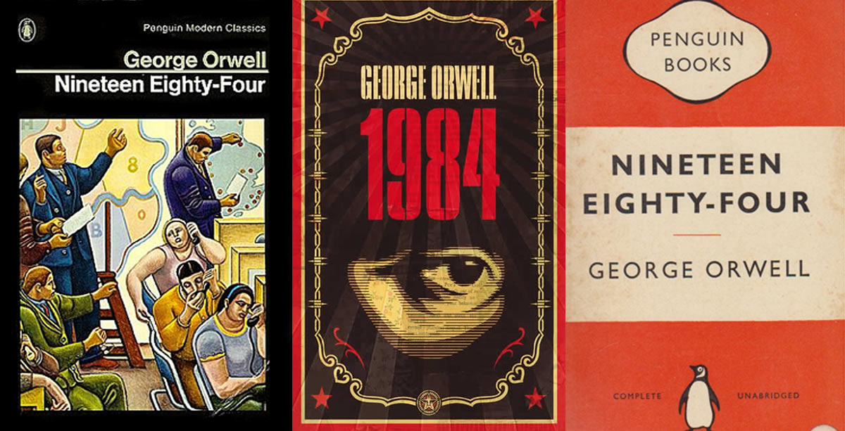 Top 10 Quotes From George Orwell 1984