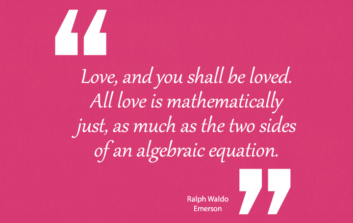 All Love is Mathematically - quotes