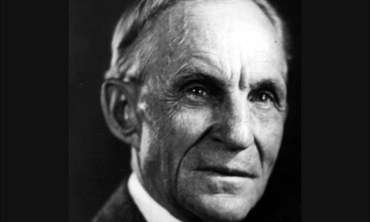 74 Inspirational Henry Ford Quotes On Business Success And