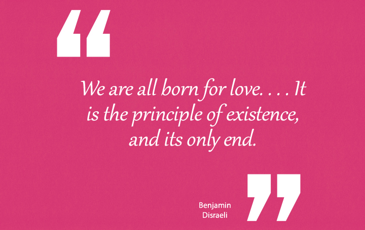 we are all born for love - Love quotes
