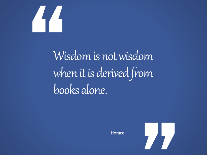 108 Best Quotes About Wisdom Inspiring Alley