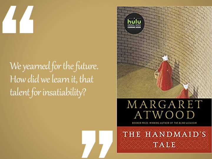 The Handmaid's Tales Quotes