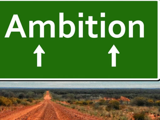 Quotes on Ambition