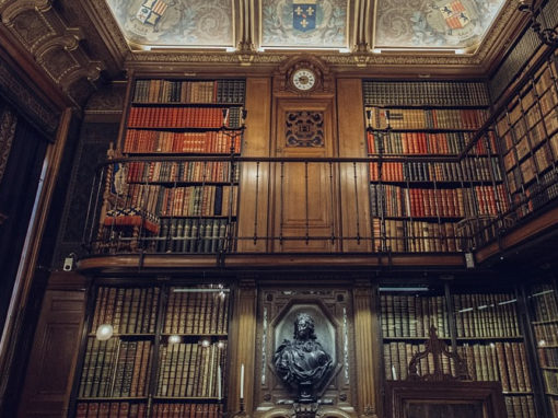 best quotes about libraries
